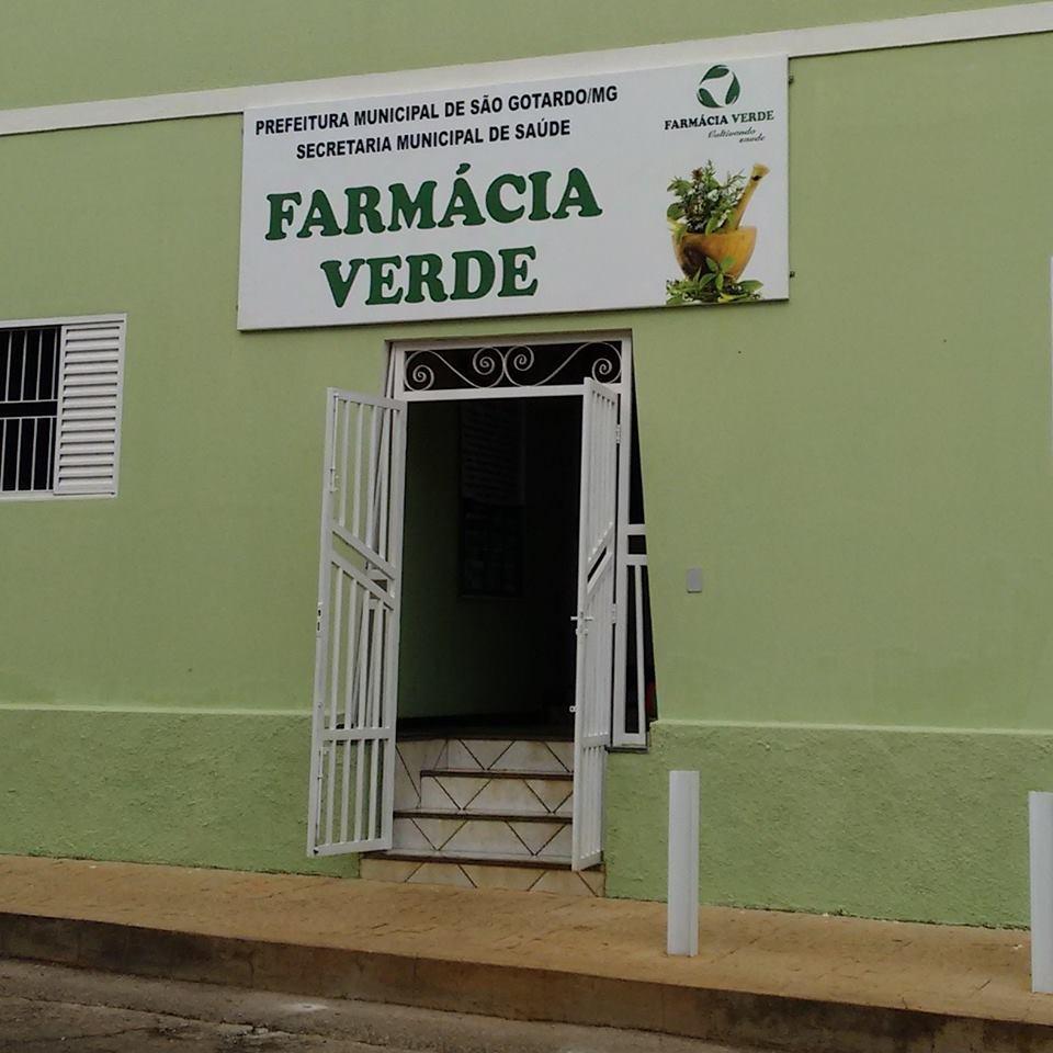 Fitoterapia, a farmácia das plantas.