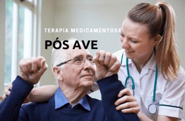 Terapia com Nortriptilina na depressão pós-AVE.
